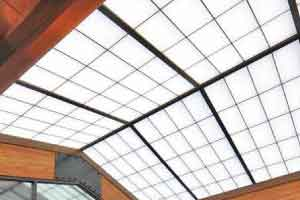 Translucent Skylight Panels
