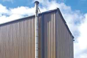 Industrial FRP Panels